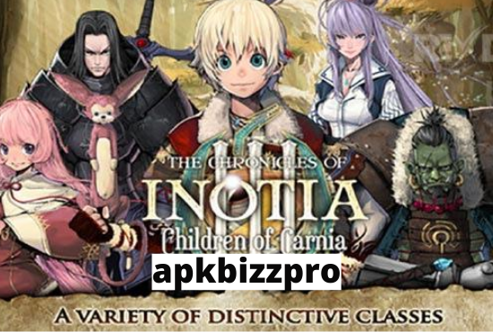 Inotia 4 MOD APK Download v1.3.1 (Unlimited Money/Skills Points)