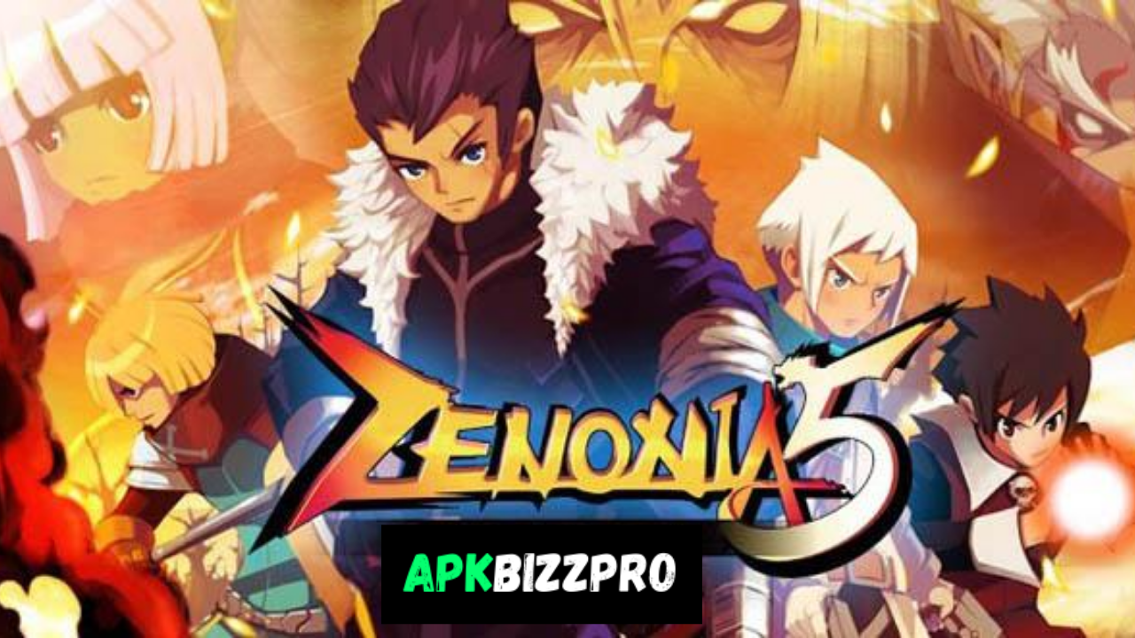 ZENONIA 5 MOD APK/IOS Download v1.2.8 (Unlimited Zen GOLD)
