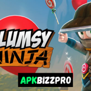 Clumsy Ninja Mod Apk+OBB V 1.32.2 (Unlimited Coins & Gold) Android