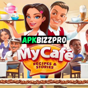 My Cafe Recipes Mod Apk v2020.9.2 Download +OBB (Unlimited Money)