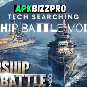 Warship Battle Mod Apk: 3D World War II V3.1.7 MOD (Unlimited Money)