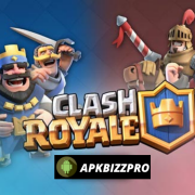 Clash Royale Mod Apk v3.3.2 (Unlimited Gems) For Android
